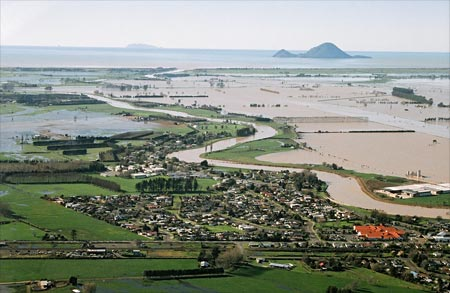 Rangitaiki River and Floodway