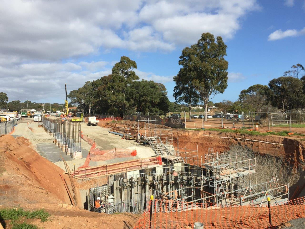 Adelaide, Darlington Upgrade Project